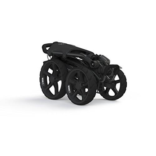 Clicgear 8 Push Cart-Charcoal