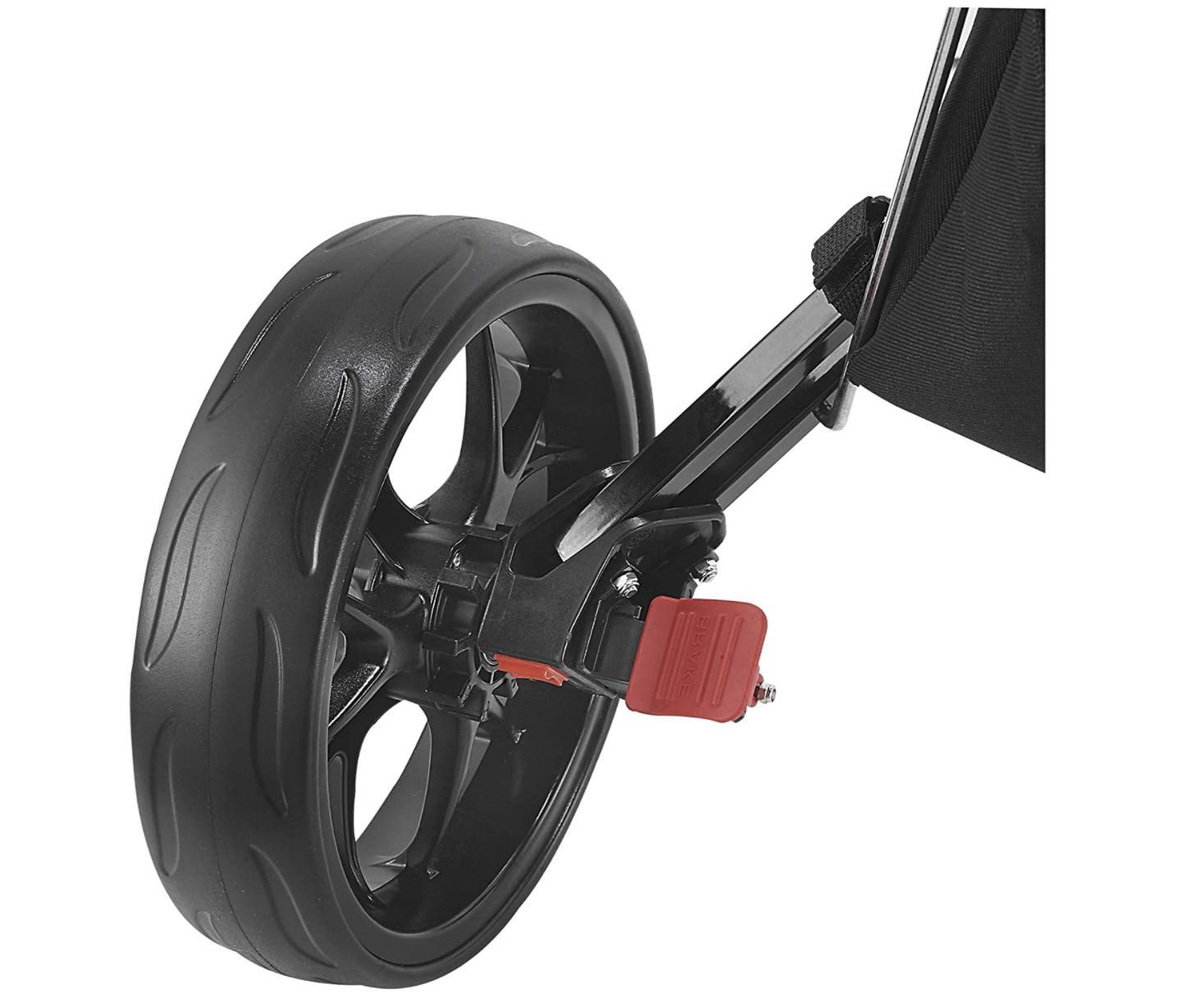 New CaddyTek Wheel Push Cart Version 3, CaddyLite V3 in