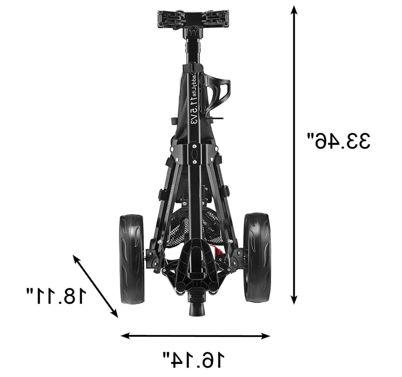 New Wheel Cart Version CaddyLite