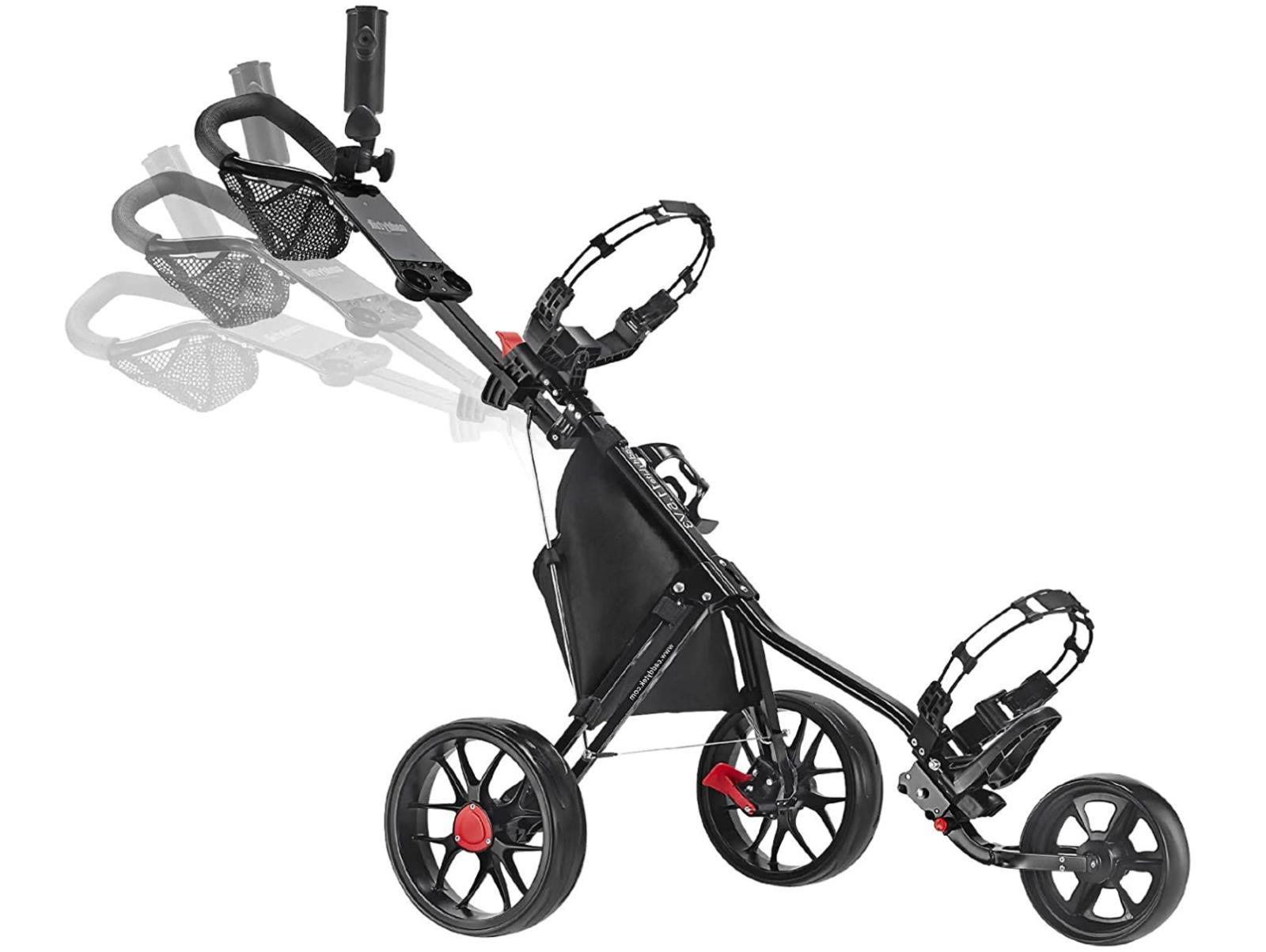 New 3 Wheel Golf Cart Version 3, 11.5 V3 in