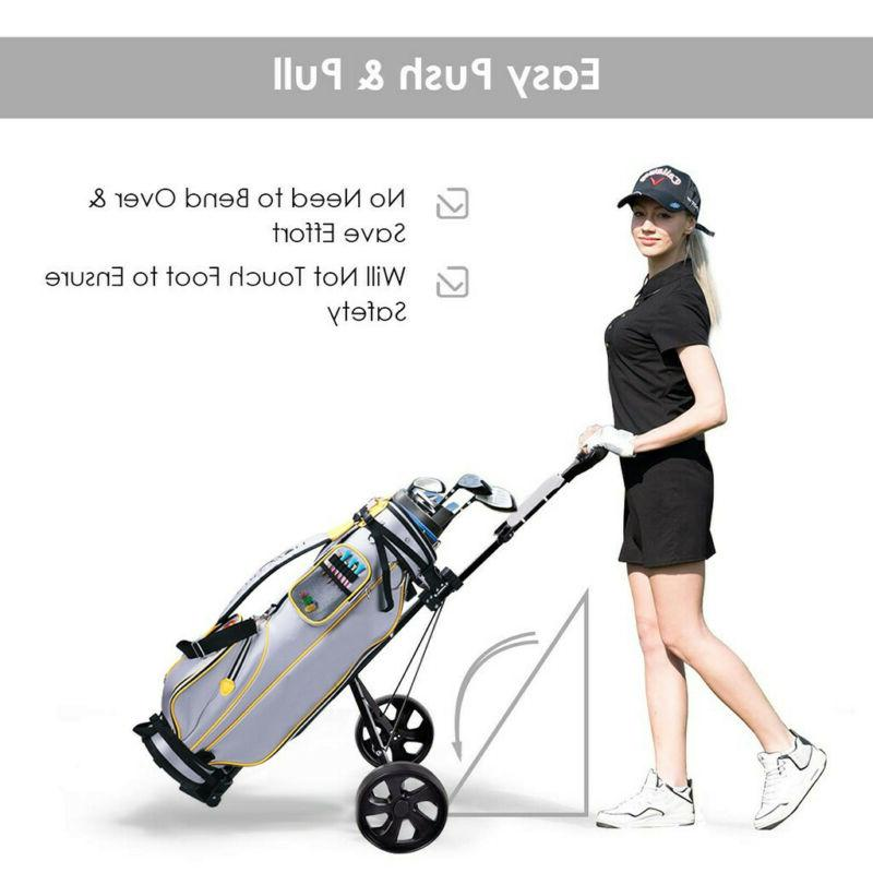 Push /Cup Trolley Steel