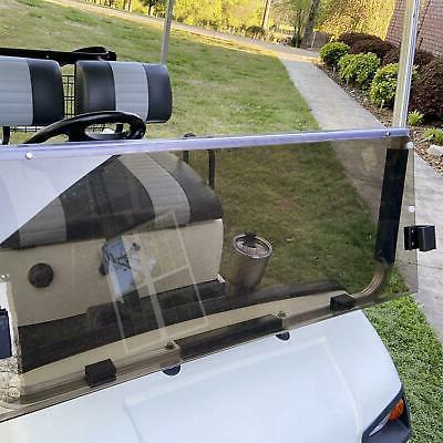 smoke tinted folding windshield fit 1995 2003