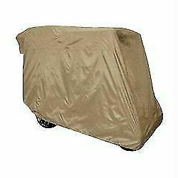 """Storage Cover For 88"""" Top Golf Carts With Rear Seat"""