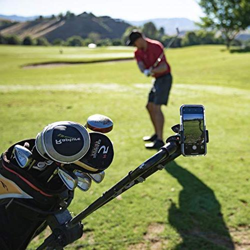 Golf Gadgets - Cart Pull Cart Mount Compatible with HTC,