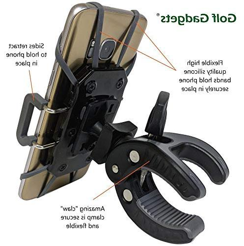 Golf Gadgets Swing Recording Cart or Mount for with iPhones, HTC, ANY