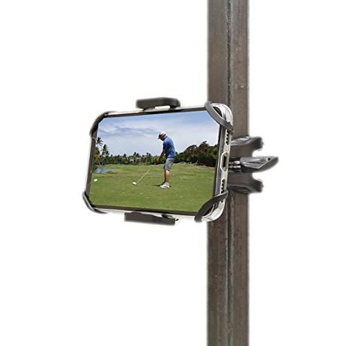 Golf Recording Cart or Cart Mount Smartphone. with HTC,