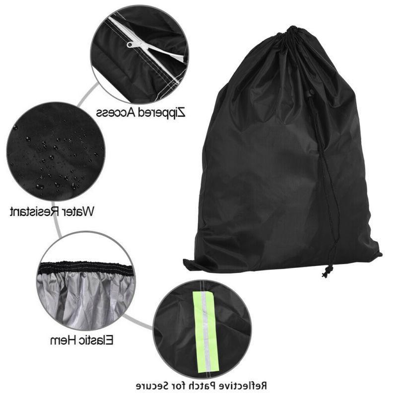 Golf Zipped Storage Bag US