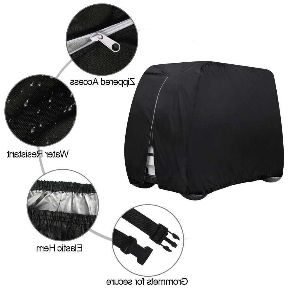 Waterproof 4 Cart Cover