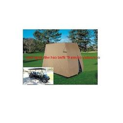 LIMO Golf Cart Cover Designed For Lifted Carts Fits EZgo Clu