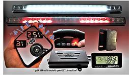 TecScan LiTESeasy MAX Golf Cart Remote Control Lights & All