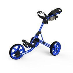 Clicgear Model 3.5+ Golf Push Cart - Blue