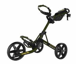 Clicgear Model 4.0 Golf Push/Pull Cart - New 2020 - Army Gre