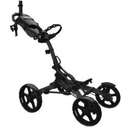 Clicgear Model 8.0+ Golf Push Cart BLACK **FAST SHIPPING**