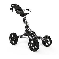 Clicgear Model 8 Push Cart-Silver