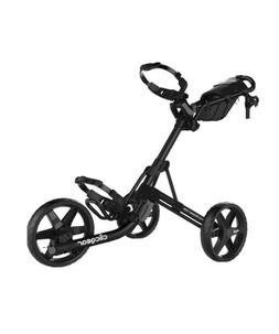 New ClicGear 4.0 Push - Pull Golf Bag Cart Carrier - BLACK -
