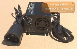 NEW Club Car 48 Volt Golf Cart Battery Charger 5Amp Must ByP