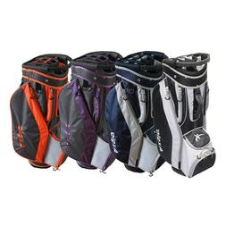 NEW AXGLO CART BAG 14-WAY - PICK YOUR COLOR #G374