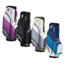 NEW Callaway Chev Cart Golf Bag 14-Way Top Full Length Divid