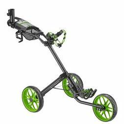 New CaddyTek Golf- Caddylite 15.3 V2 Push Cart Green