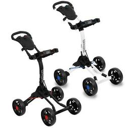 NEW BagBoy Golf Quad Junior Push / Pull Cart Jr. - You Pick