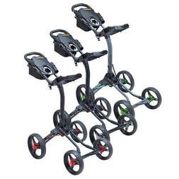 NEW BagBoy Golf Quad XL Push / Pull Cart Bag Boy- You Choose