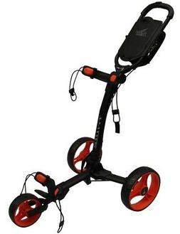 New Axglo Golf- Trilite Push Cart