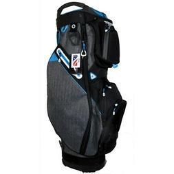 NEW Lady Sun Mountain Golf Sync Cart Bag No Logo - Heathered