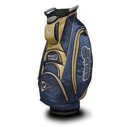 Team Golf NFL Los Angeles Rams Victory Golf Cart Bag, 10-way