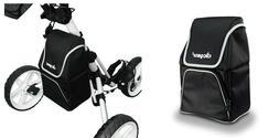 NIP! Clicgear Cooler Bag Golf Push Pull Cart Lunch box Bever
