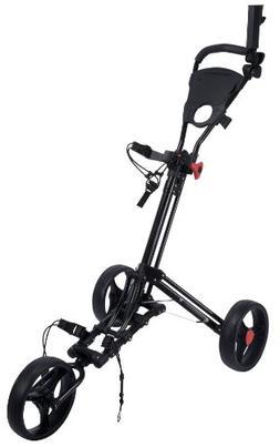 Qwik-Fold One Click Fold Three Wheel Cart