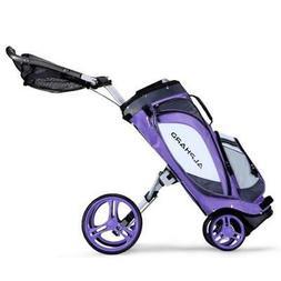 OpenBox Alphard Golf Duo LT Cart Bag, Violet