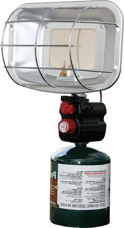 Propane Golf Cart Heater with Cup Holder Adapter and Stand E