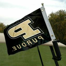 Purdue Boilermakers Boat and Golf Cart Flag