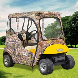 New Pylesports PCVGFYM71 Armor Shield Yamaha Golf Cart Enclo