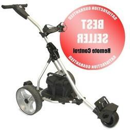 Spitzer Golf R5-DIGITAL Remote Electric Golf Trolley Cart wi