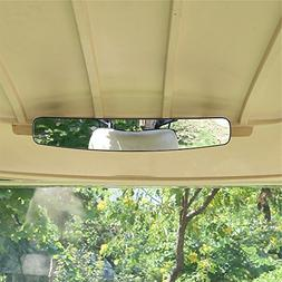 """Rear View Mirror,World 9.99 Mall 16.5"""" Extra Wide 180 Degree"""