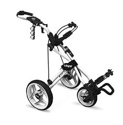 Clicgear Rovic Model RV3J Junior | Youth 3-Wheel Golf Push C