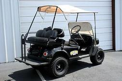 Southern Rods Folding Golf Cart Top Removable Club Cart EZ G