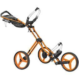 Sun Mountain Speed Cart GT Push Pull Golf Cart - Gunmetal/Fl