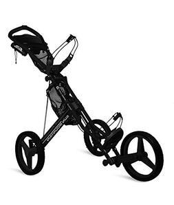 Sun Mountain Speed Cart Gx Push Cart Black/Black