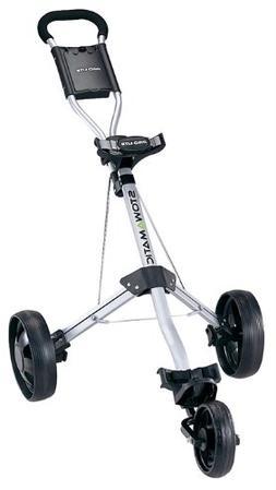 Stowamatic PRO LITE Aluminum 3 Wheel Golf Cart