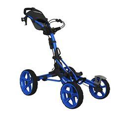 NO TAX! New Clicgear 8.0 Model 8 Blue Four Wheel Golf Push C