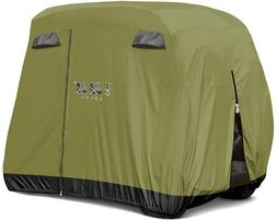 Universal 2-4 Passenger Golf Cart Cover for EZGO Club Car Ya