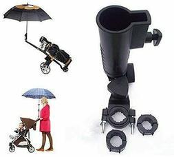 Universal Umbrella Holder For Golf Cart,Bike,Baby Stroller,F
