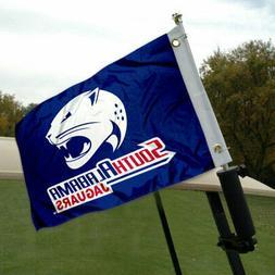 University of South Alabama USA Boat and Golf Cart Flag