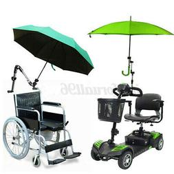 US Umbrella Holder Stand For Buggy Cart Baby Wheelchair Bike