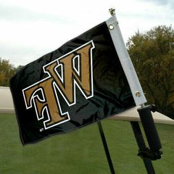 wake forest university boat and golf cart