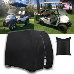 waterproof 4 passenger golf cart cover fits