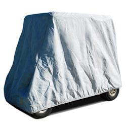 CarsCover HD Waterproof Golf Cart Cover 2 Passenger 5 Layer