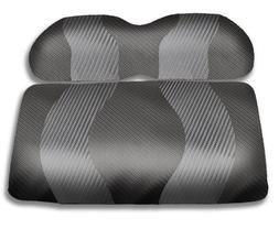 Madjax Wave 2004-Up Black/Dark Grey Carbon Two-Tone Front Se